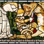 ST. GEORGE & THE DRAGON