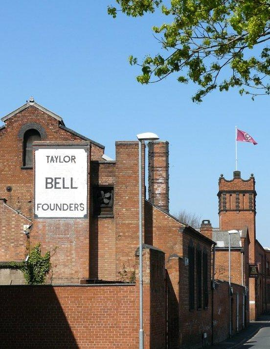 TAYLOR Bell Foundry