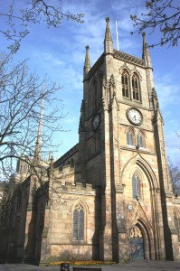 Blackburn Cathedral