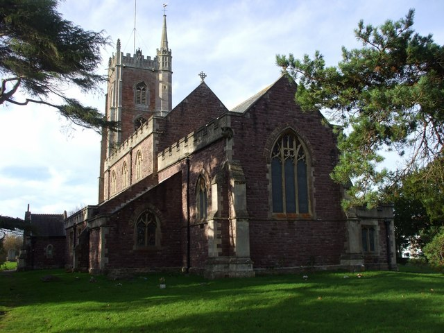 ST GEORGE -Easton in Gordano