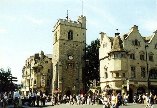 OXFORD - Carfax Tower