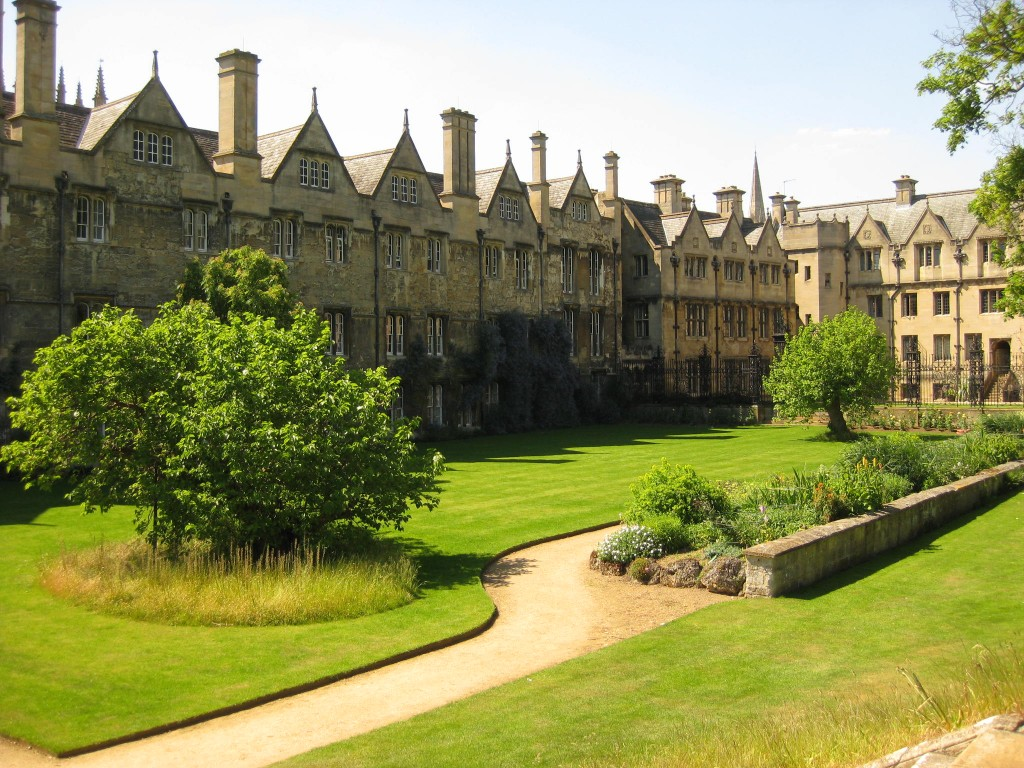 OXFORD - Merton College