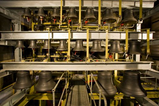 CARILLION Bells - York Minster