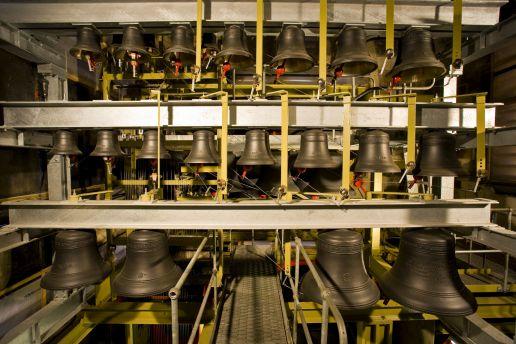 CARILLION Bells - York Minster
