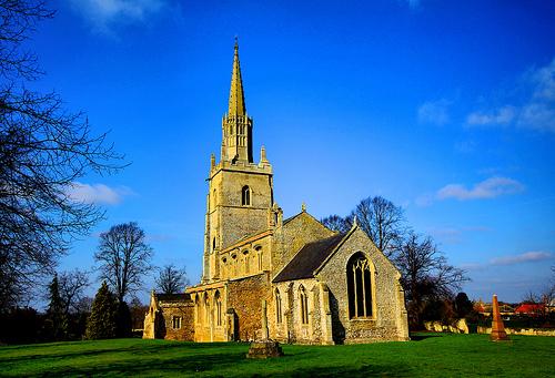 METHWOLD - St.George Norfolk
